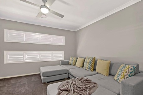 Modern Indoor Plantation Shutters