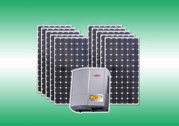 BC1900 Brisbane Solar Panels
