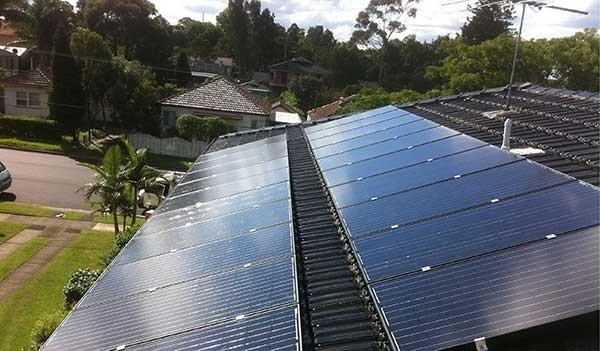 Brisbane Solar Panels