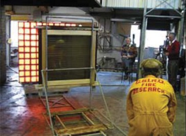 Modern shutters – CSIRO tested for proven bushfire protection