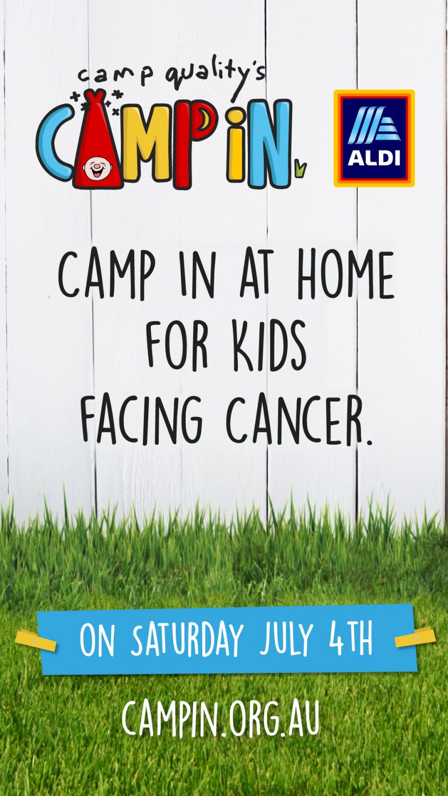 Help Support Camp Quality
