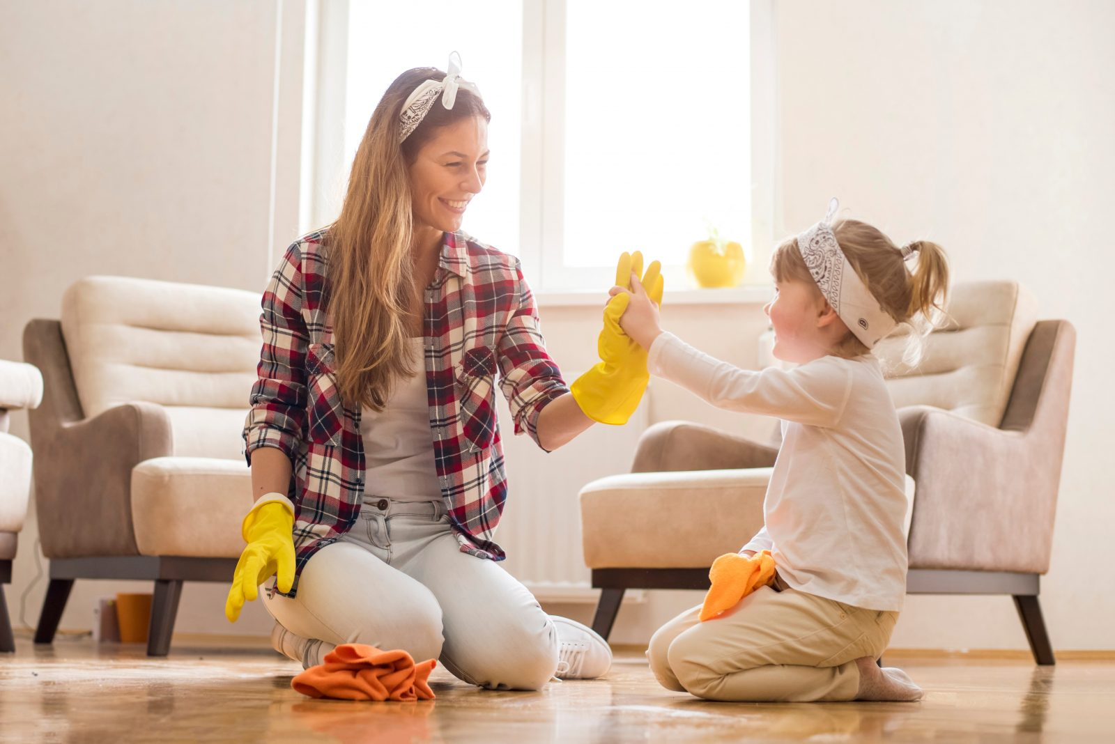 Home Cleaning Hacks to Make your Life Easier