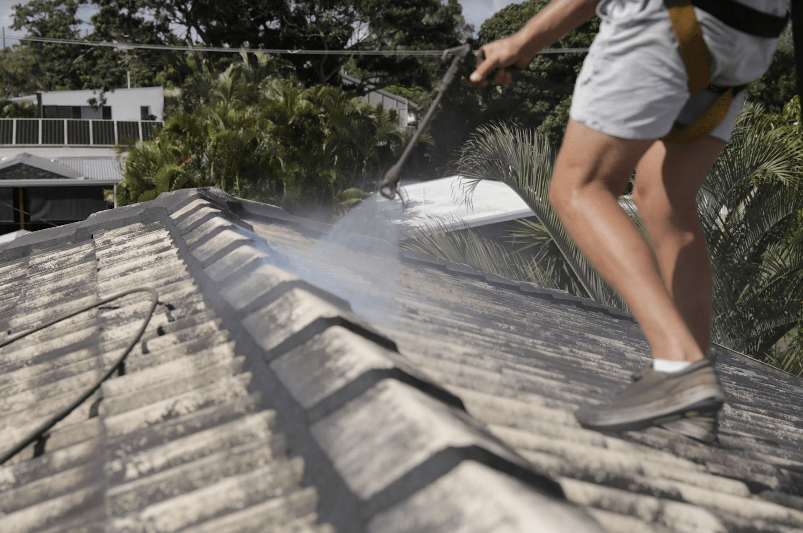 What Exactly Is A Roof Restoration?